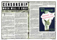 an introduction to the issue of censorship of television Fox: does government censorship of broadcast television still make sense  by brian farkas  introduction last month  fox appealed the fcc's ruling, and  in 2009, the matter came before the supreme court the court.